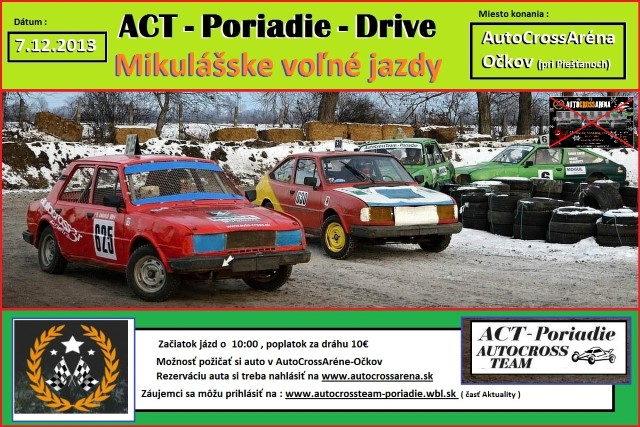 ACT-Poriadie-Drive