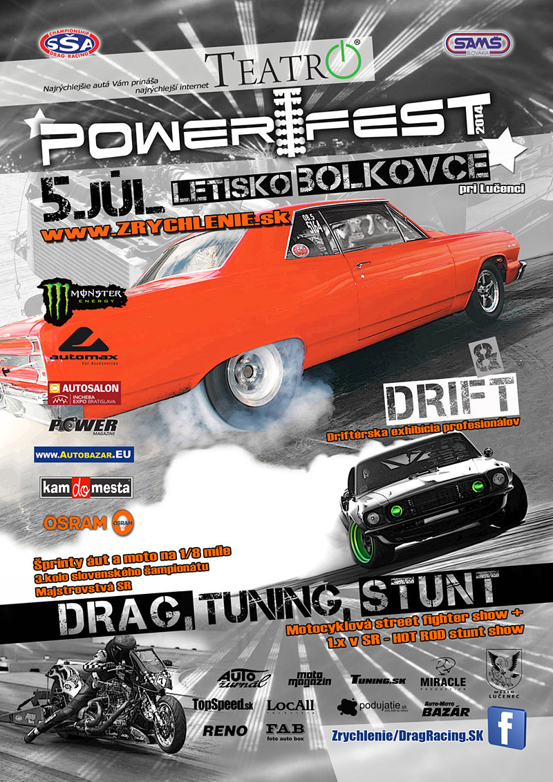 Power Fest 2014 – Boľkovce