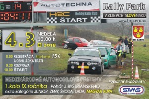 Hobby Rally Cup 2018