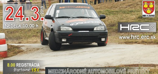 hobby rally cup 2019